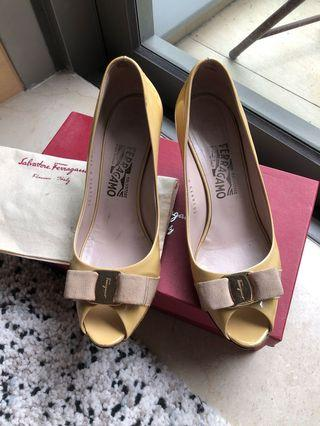 Salvatore Ferragamo Shoes open toes