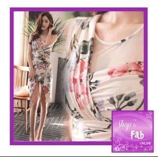 Floral Elegant Dress