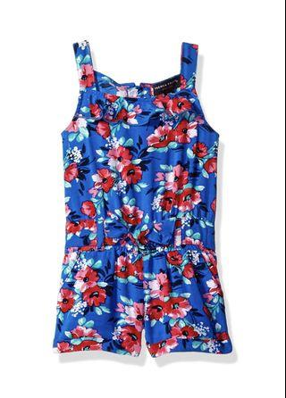 🚚 BNIB French Toast Baby Girl Floral Romper