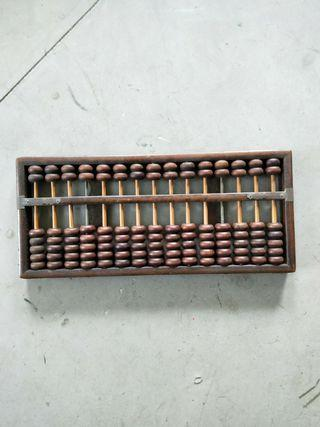 🚚 Chinese Abacus, antique