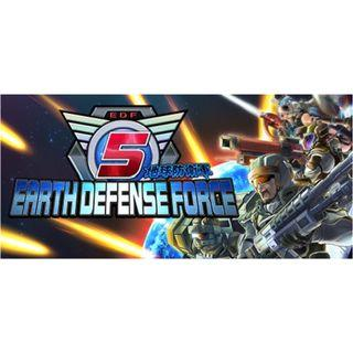 EARTH DEFENSE FORCE 5 / STEAM GAMES
