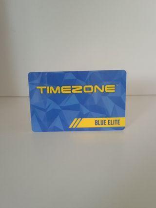 Timezone Card