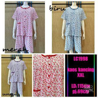 Set piyama baju tidur LC1998