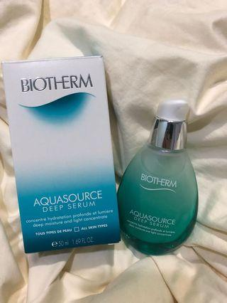 Biotherm Aquasource Deep Serum 50ml