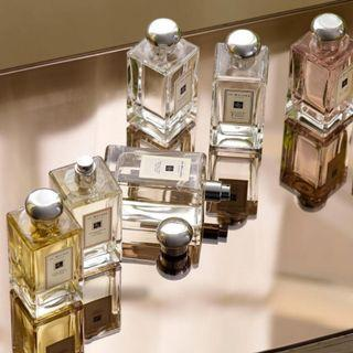 Jo Malone 100ml Cologne, 30ml cologne, & 50ml Intense Various Scents