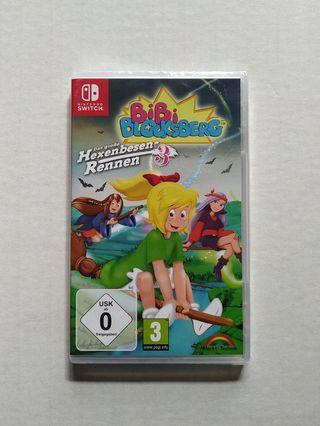 Bibi Blocksberg Nintendo Switch 任天堂