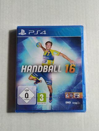 Hand Ball 16 PlayStation PS4