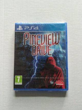 Pineview Drive PlayStation PS4