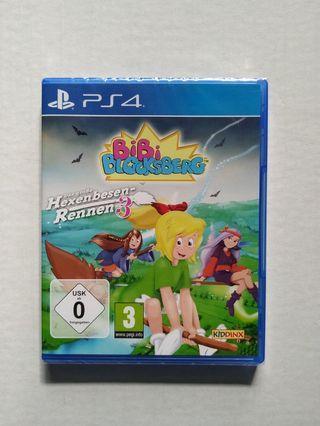 Bibi Blocksberg PlayStation PS4
