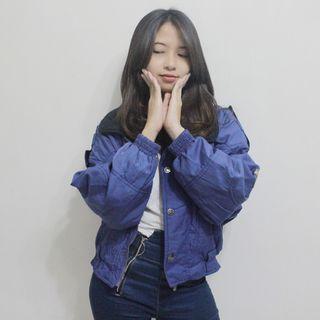 Raseeda sky jacket