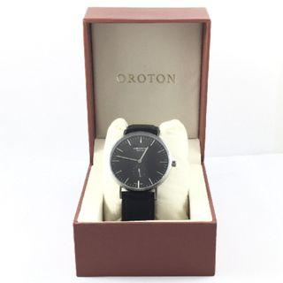 MENS QUARTZ DRESS WATCH