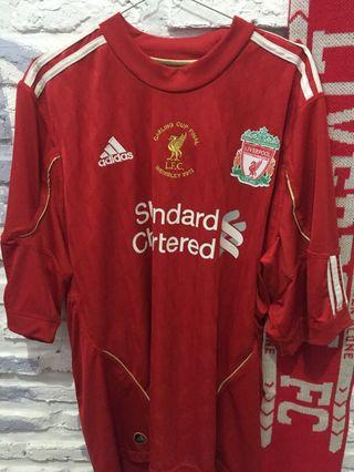 Jersey Liverpool carling final 2012