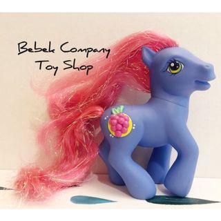 葡萄🍇 2003 Hasbro My Little Pony MLP G3 古董玩具 我的彩虹小馬 第三代 絕版玩具