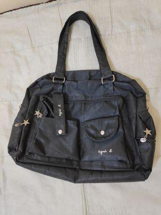 Women's Bag (Black Parachute) #luckyoetama