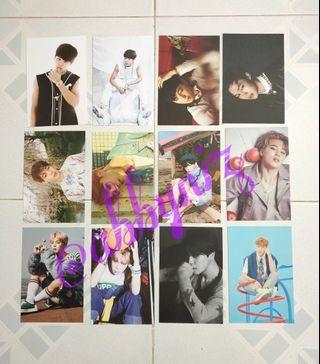 [WTT] BTS ARMYPEDIA postcards official