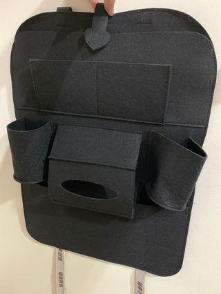 車用多功能椅背收納置物袋