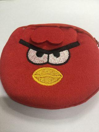 Angry Birds Red Coin Purse
