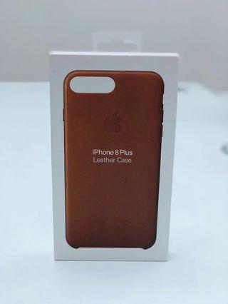 Apple iPhone 8 Plus Leather Case