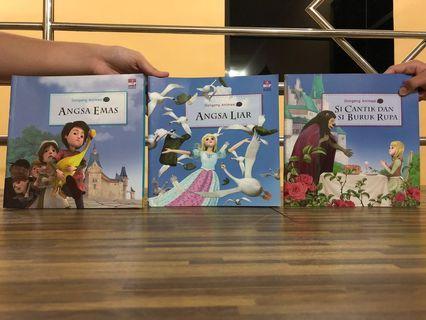 Buku Cerita Anak @12.500-15.000