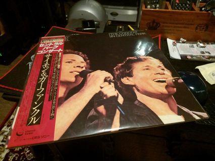 Simon and Garfunkel - The Concert in Central Park Vinyl LP