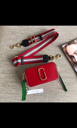 🚚 PO Marc Jacobs snapshot camera bag
