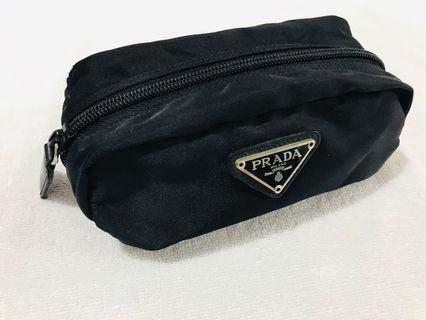 Prada 化妝袋 makeup bag pouch
