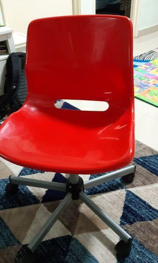 Clearance! IKEA Snille swivel chair