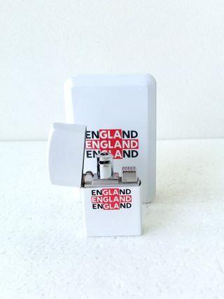 England Team x Carlsberg Lighter Special Edition Vintage