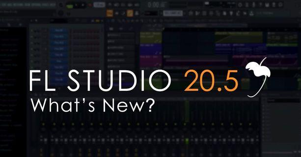FL STUDIO 20.5.0.1142 (Production Edition) LATEST VERSION !!!  FULL + Extra Plugins Pack and Samples