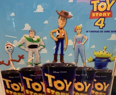 Toy Story 4 Tumblers