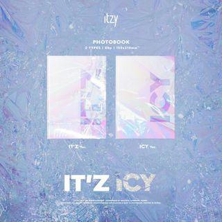[MYGO:PRE-ORDER]ITZY - IT'Z ICY