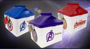 Avengers Endgame meal box