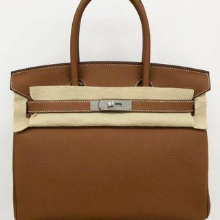 Hermes Birkin 30 in Gold