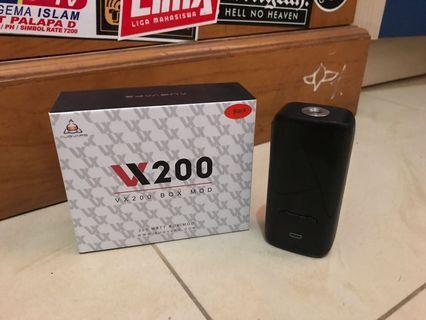Augvape vx200 mod only