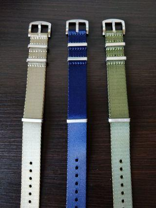 🚚 Seatbelt NATO strap 22mm suitable for skx,skx007,skx009,skx011,skx mod, steinhart , diver watches, omega, Rolex, Dan henry, submariner, Seiko, citizen and other models