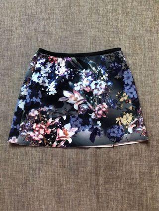 TEM Floral Skirt