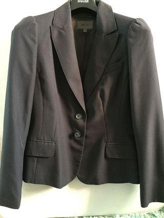 G2000 Blazer & Skirt Suit officewear Size 42 - Dark Grey