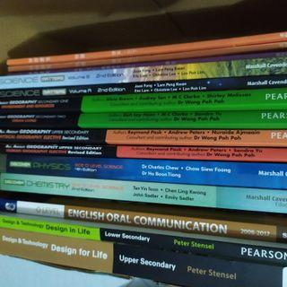 textbooks clearance