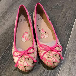 KATIE JUDITH 粉紅色平底鞋