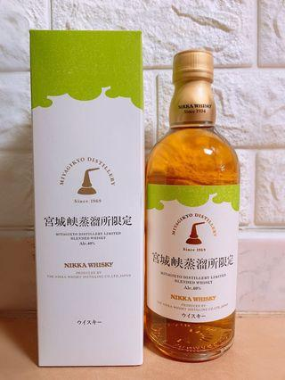 宮城峽蒸餾所限定 - Miyagikyo Distillery Limited Blended Whisky