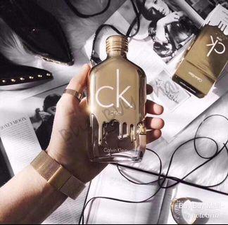 CK one限量版🏆中性香水