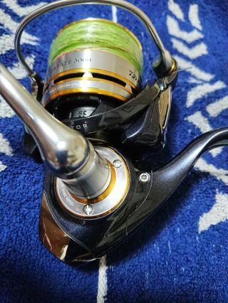 🚚 Daiwa spinning reel Certate 3000