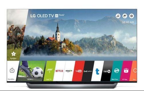 LG OLED 65C8!! Used set sale!!!