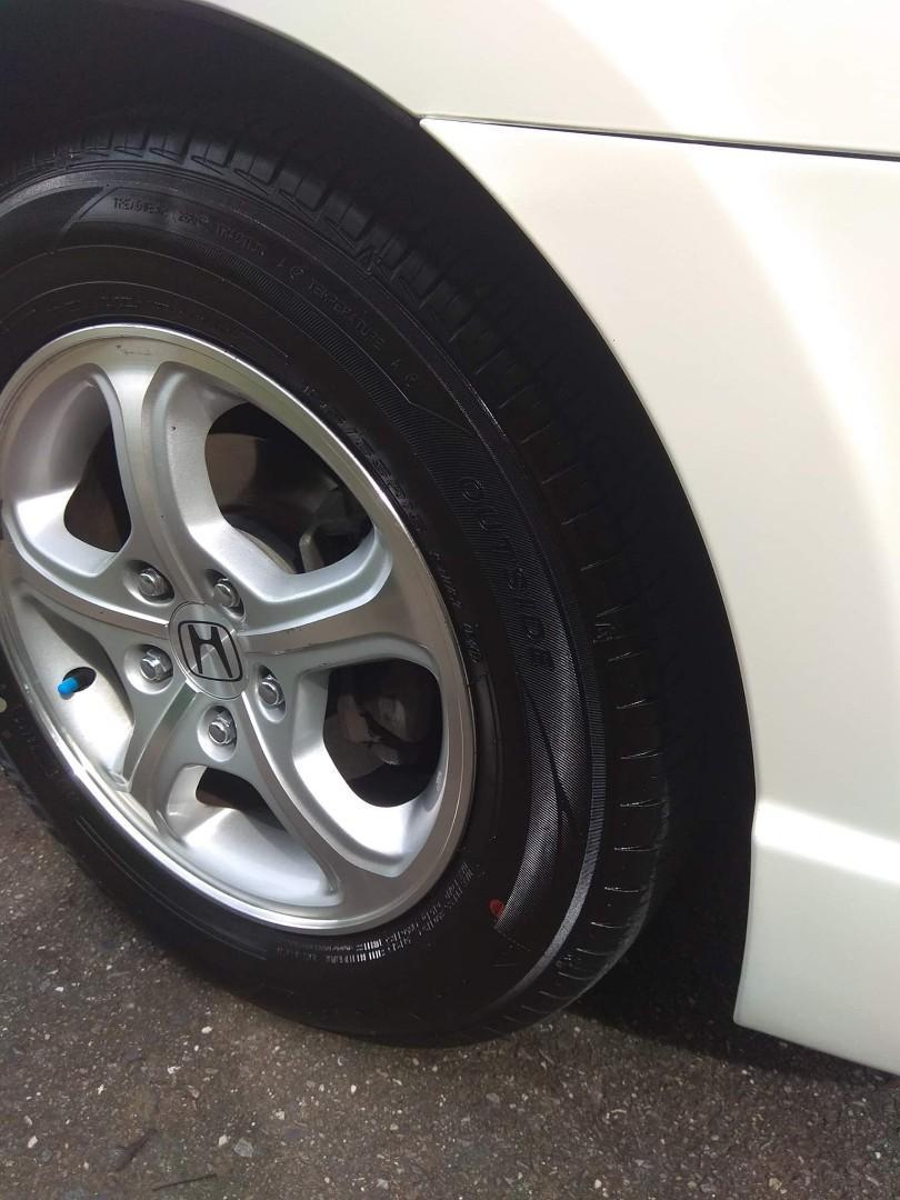 2007 Civic ex 喜美8  全原板 無改 車庫車