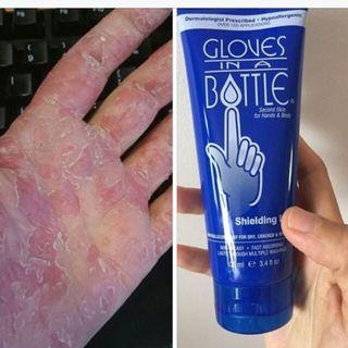 [Hand Eczema/Dry Skin Protection] Gloves in a Bottle Shielding Lotion (100ml/240ml)