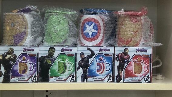 Avengers Endgame Mugs with Lids