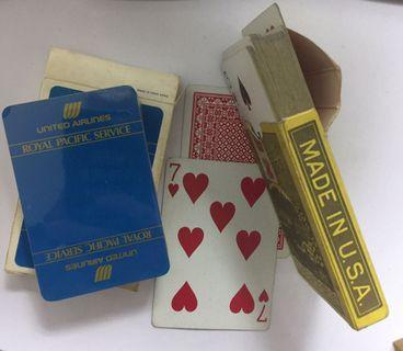 Rambler Playing Card made in USA