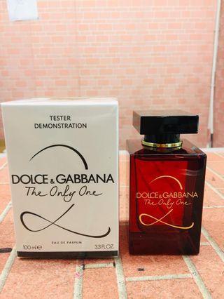Dolce & Gabbana Tester
