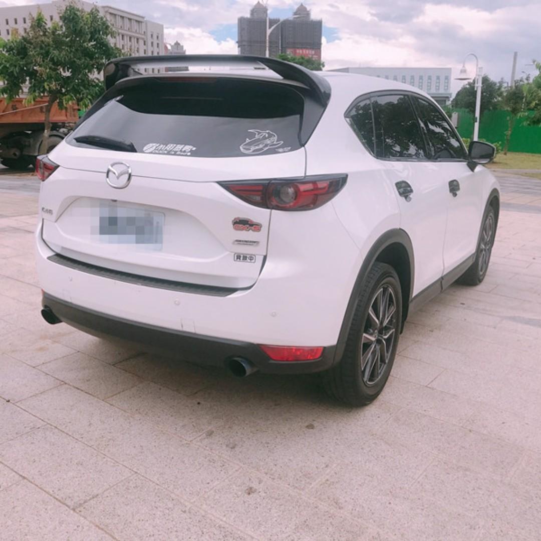 2017年   CX-5  汽油  頂級  只跑3萬多