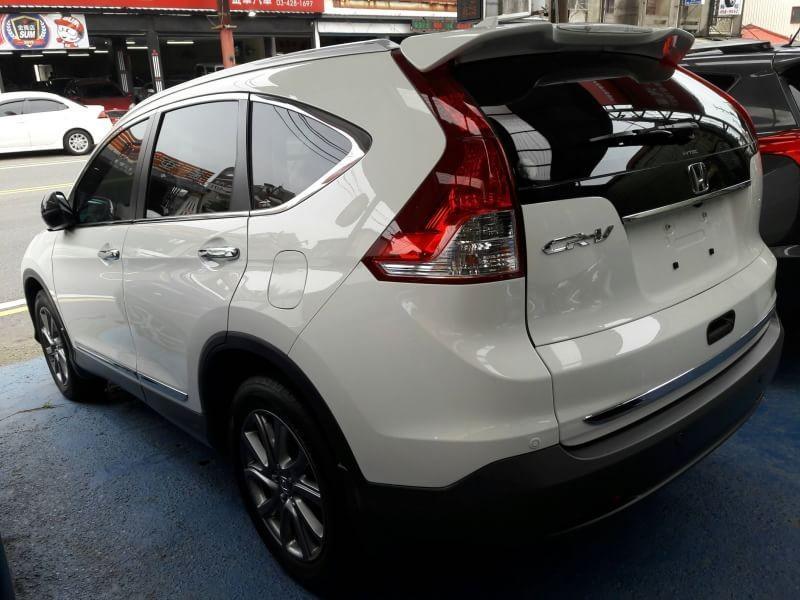2017年 Honda CRV